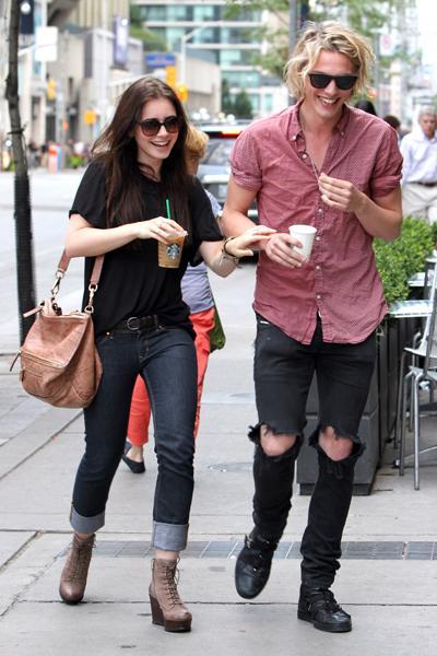 sont Lily et Jamie datant de nouveau