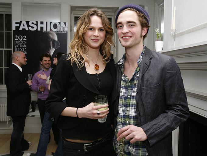 Kristen et Robert datant de nouveau