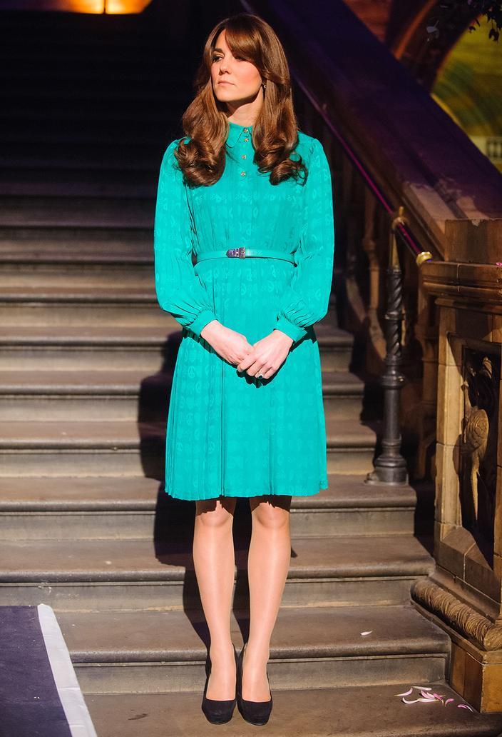 Kate Middleton tiene la nariz más perfecta del mundo - foto 15