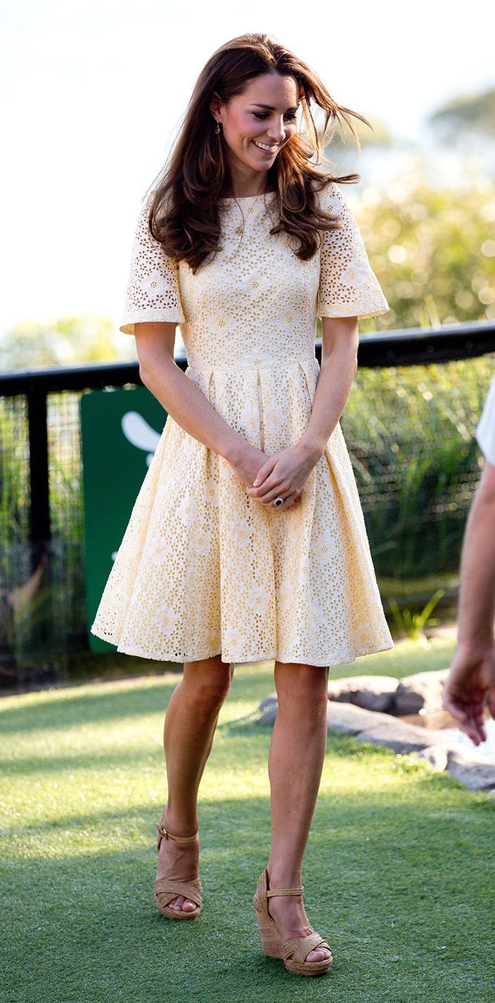 Kate Middleton tiene la nariz más perfecta del mundo - foto 25