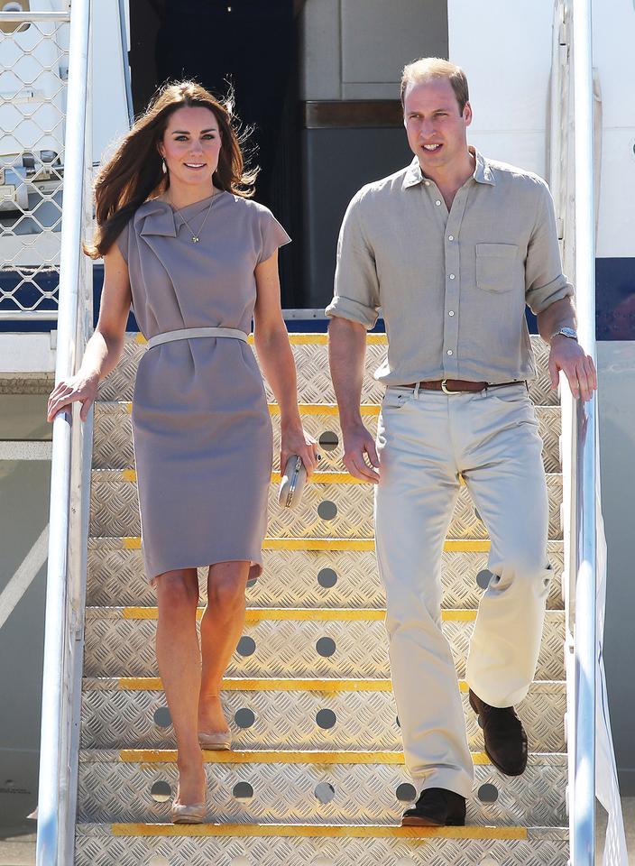 Kate Middleton tiene la nariz más perfecta del mundo - foto 26
