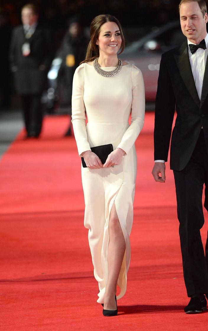 Kate Middleton tiene la nariz más perfecta del mundo - foto 20