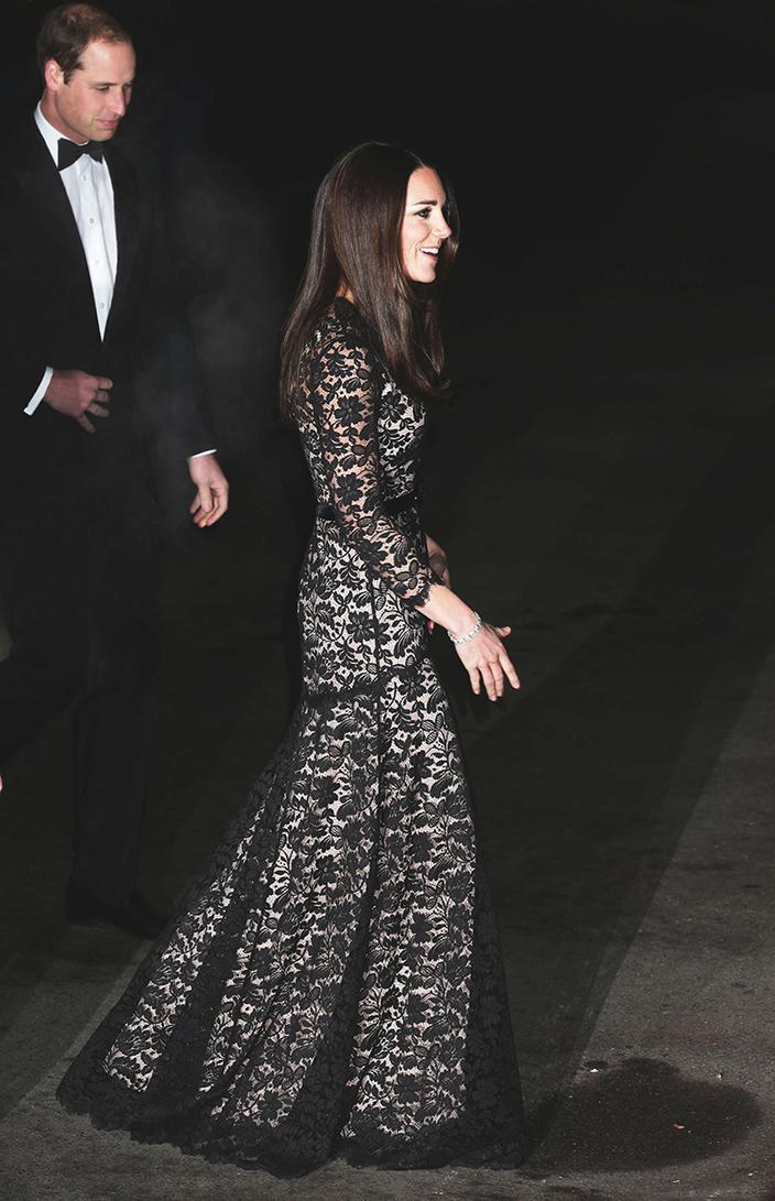 Kate Middleton tiene la nariz más perfecta del mundo - foto 21
