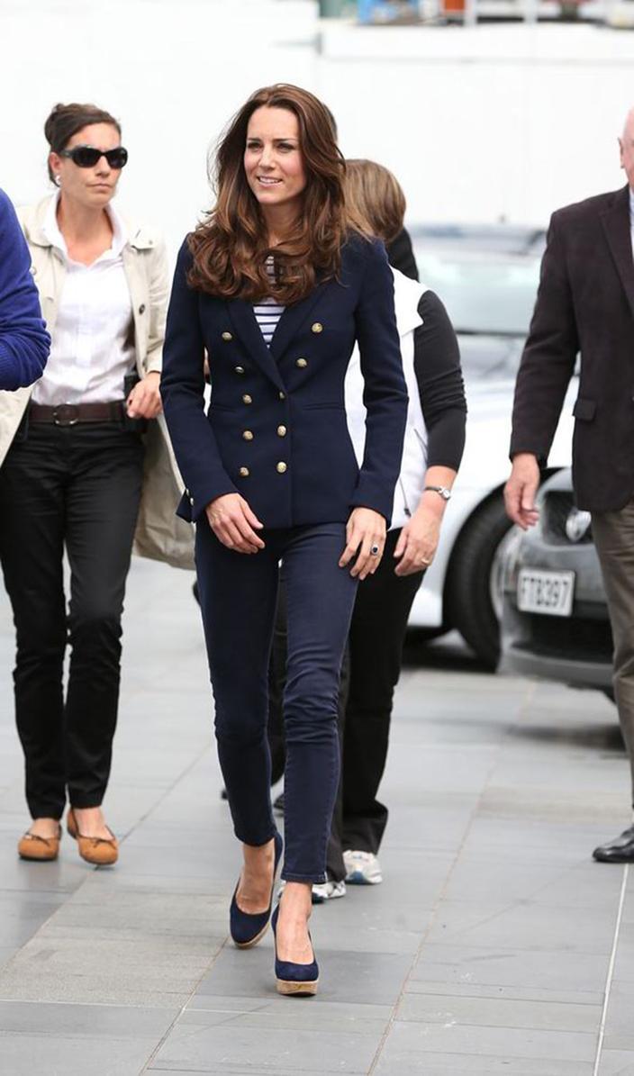 Kate Middleton tiene la nariz más perfecta del mundo - foto 23