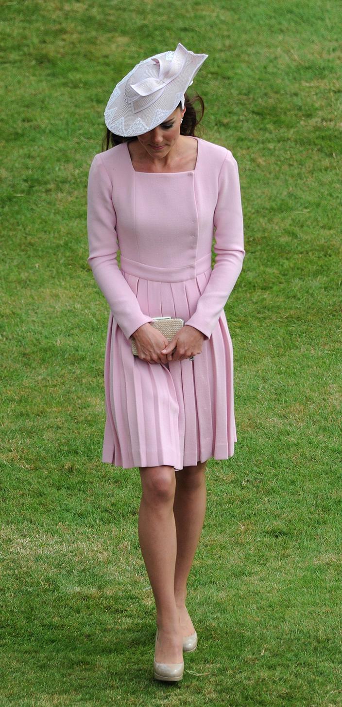 Kate Middleton tiene la nariz más perfecta del mundo - foto 10