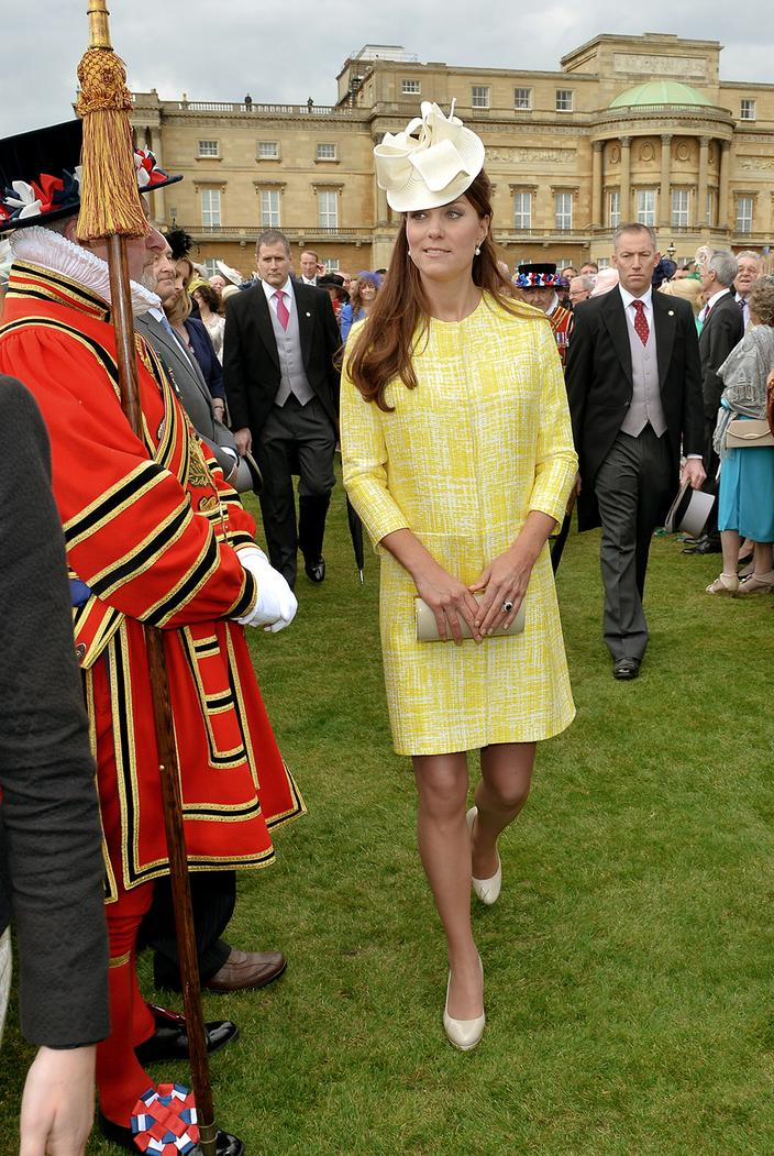 Kate Middleton tiene la nariz más perfecta del mundo - foto 17