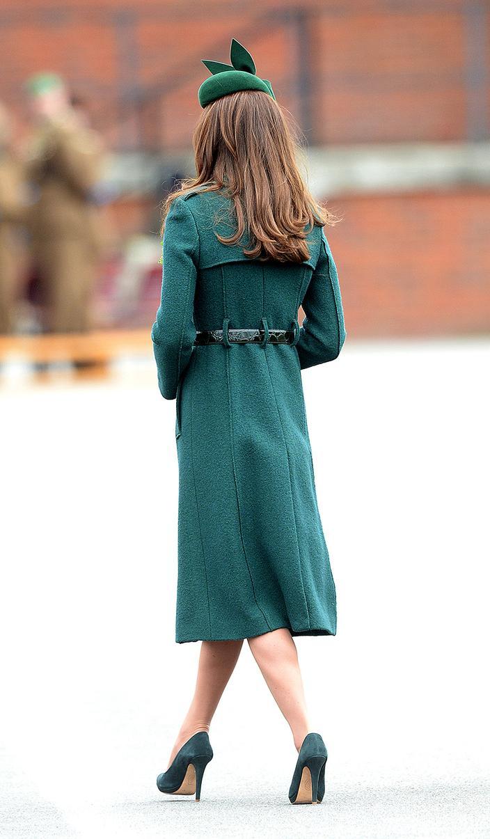 Kate Middleton tiene la nariz más perfecta del mundo - foto 16