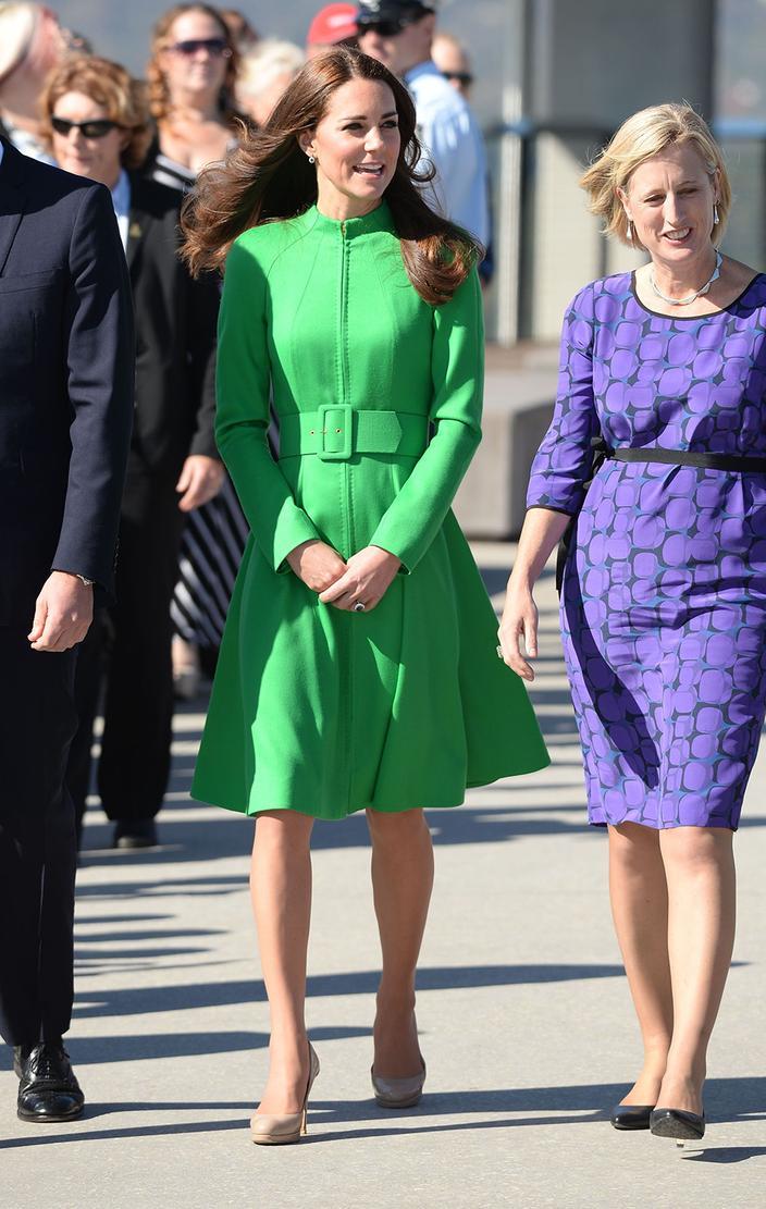 Kate Middleton tiene la nariz más perfecta del mundo - foto 27