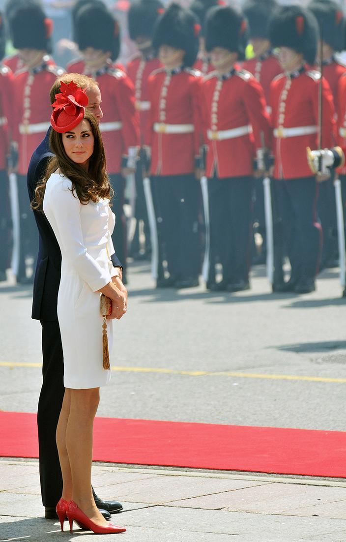 Kate Middleton tiene la nariz más perfecta del mundo - foto 8