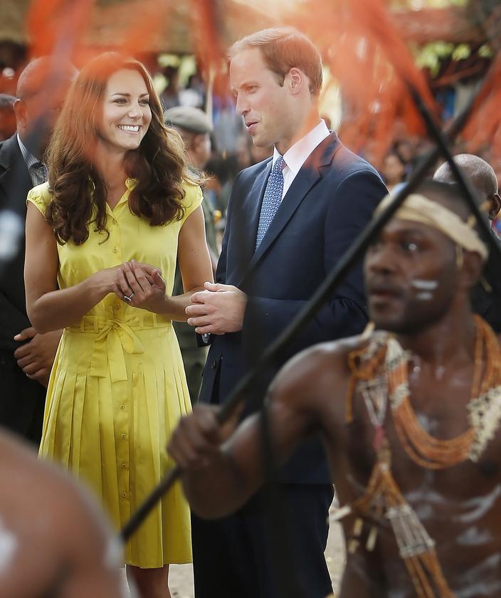 Kate Middleton tiene la nariz más perfecta del mundo - foto 14