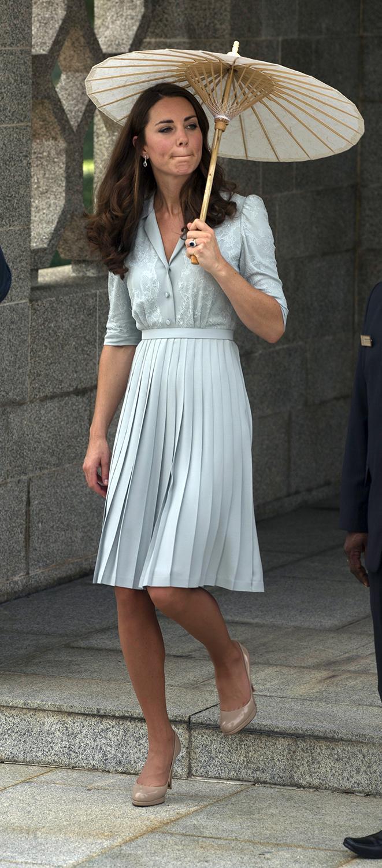 Kate Middleton tiene la nariz más perfecta del mundo - foto 12