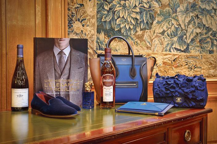 Datation Chanel bouteilles