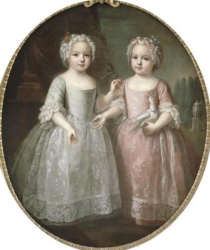 """Résultat de recherche d'images pour """"jumelles de Louis XV"""""""