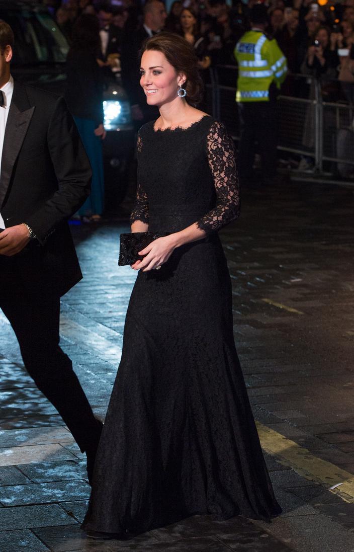 Kate Middleton, icono de la moda real - Diapositivas de fotos