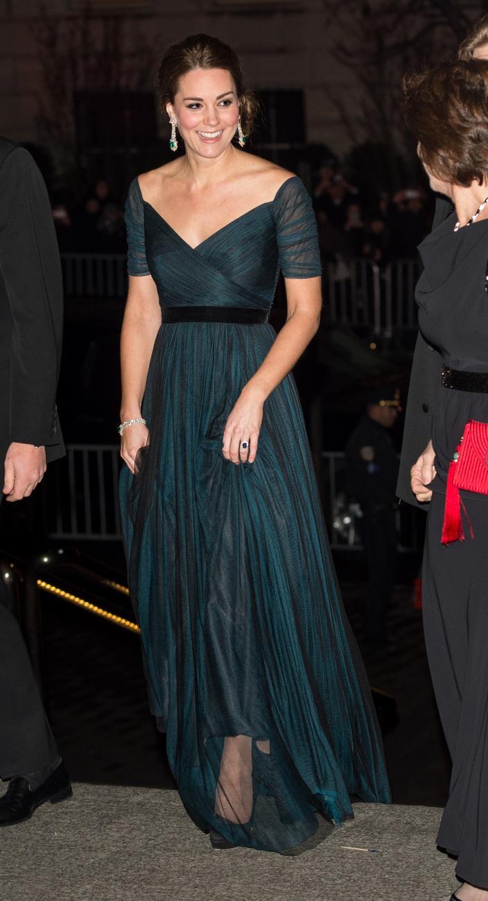 Kate Middleton, ícone da moda real - Foto slideshow