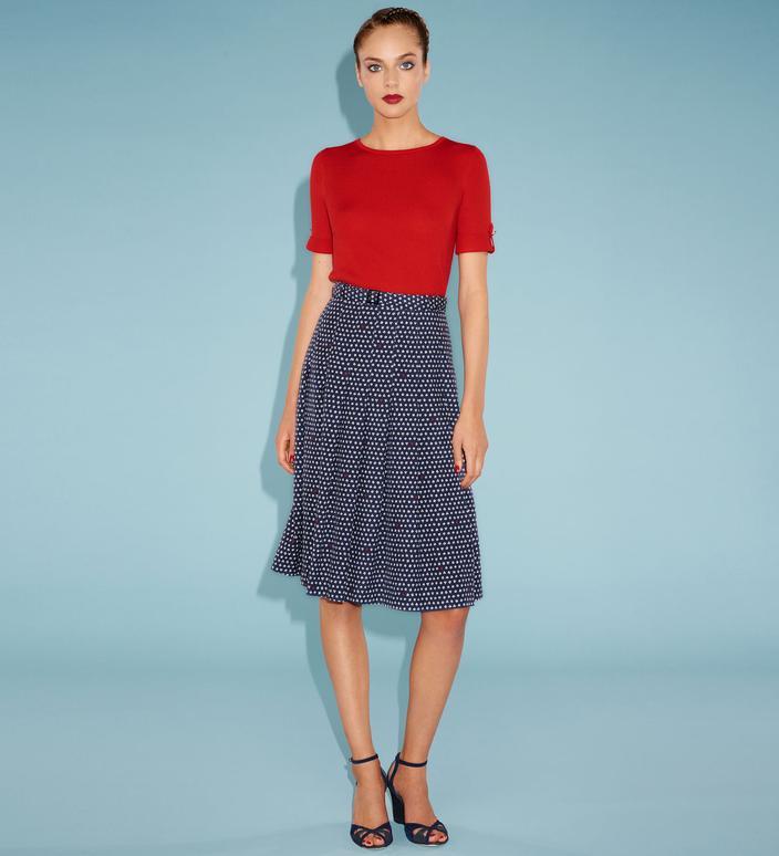 taille 40 4d8ed 23065 À chaque morpho sa jupe parfaite pour l'été - Madame Figaro