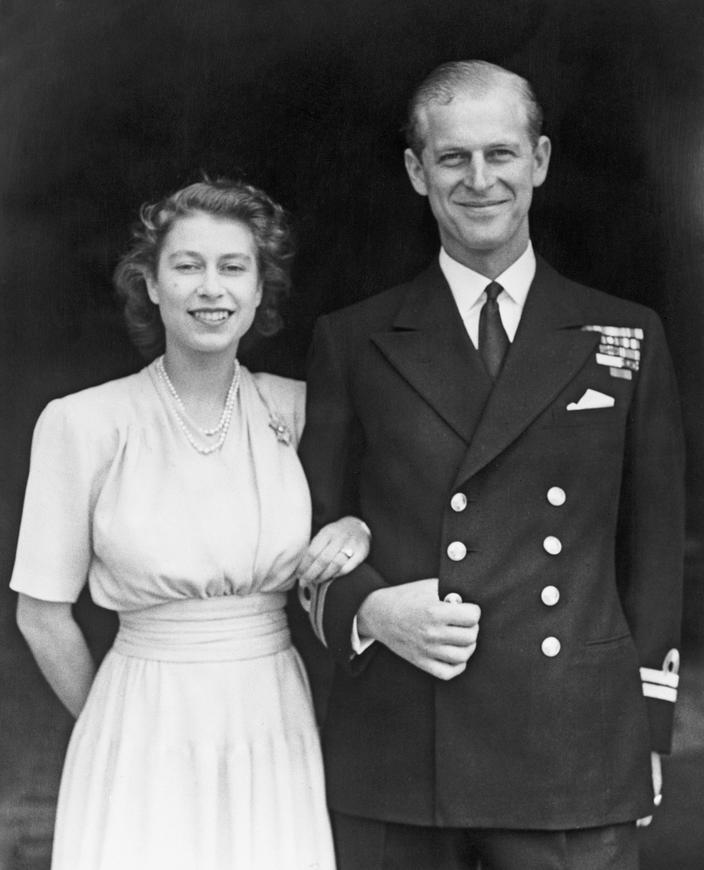 Le Prince Philip Une Vie Dans L Ombre De La Reine D Angleterre Madame Figaro
