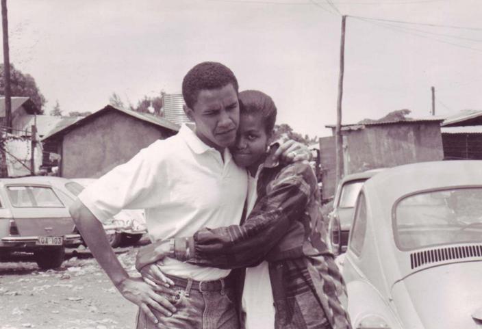 Michelle Obama, le