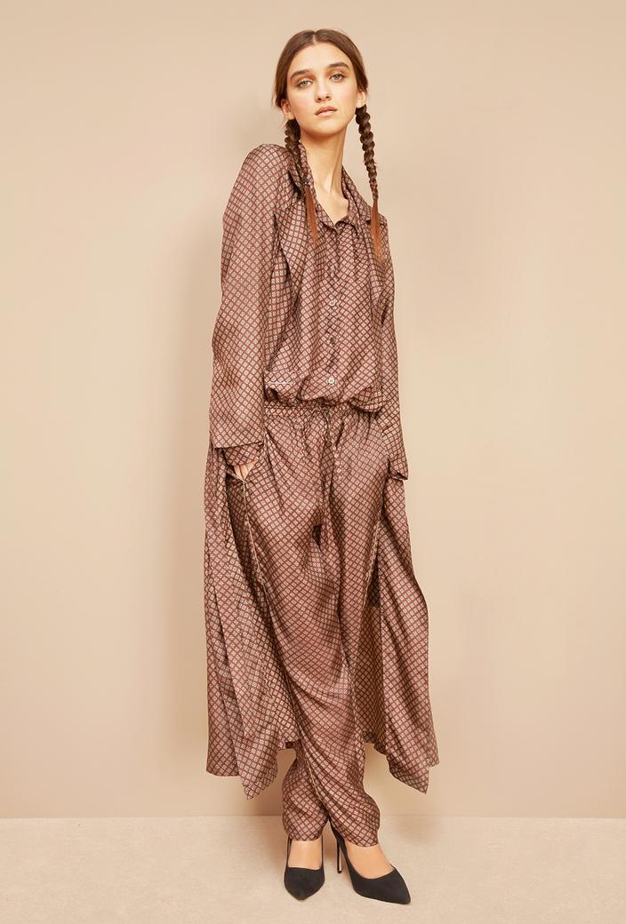 Pyjama Son LitMadame Figaro Porter Comment En De Le Dehors dxeCBo