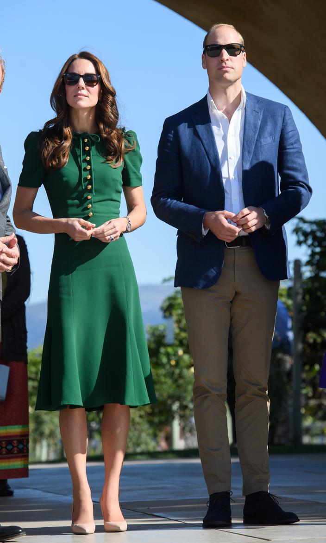 Kate Middleton, icono de la moda real - Kate Middleton