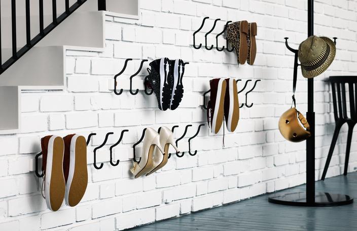 Comment Ranger 60 Paires De Chaussures Dans Un Deux Pièces