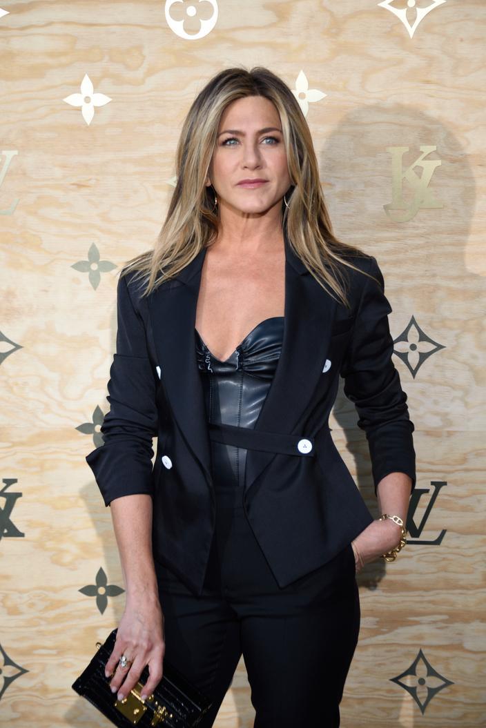 Estas presuntas estrelas embarazadas - Jennifer Aniston