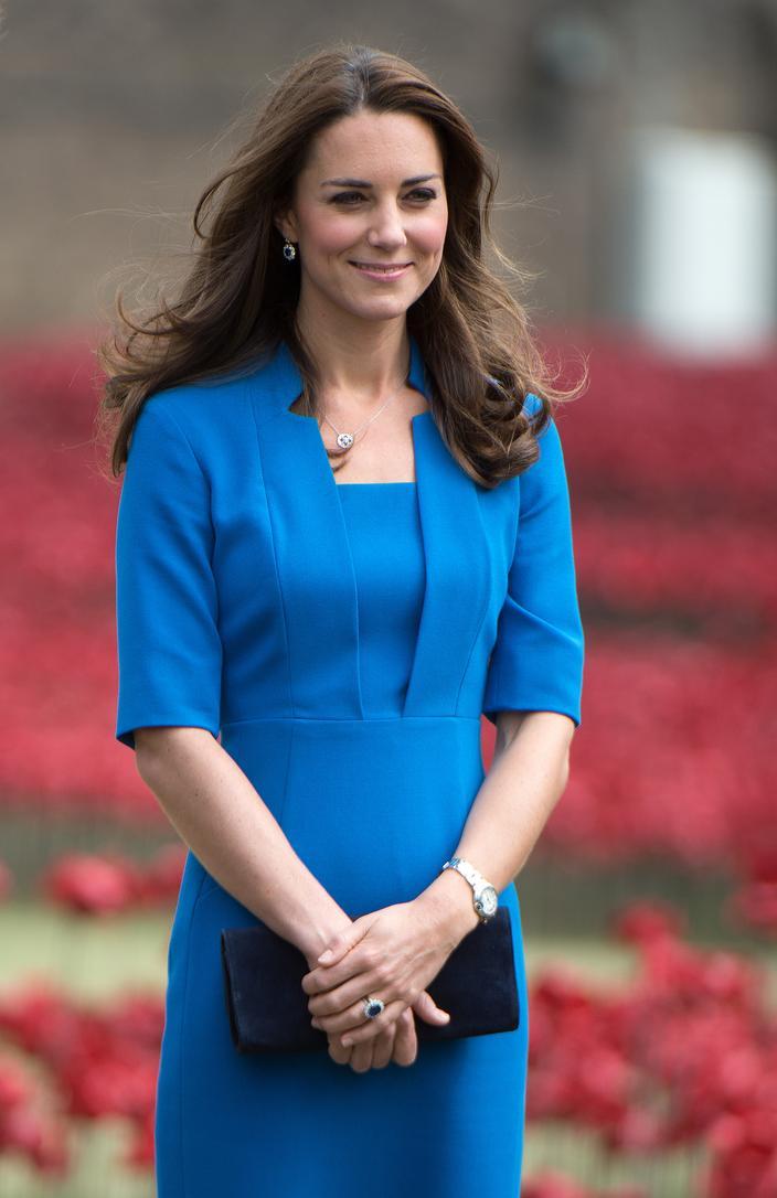 Ces stars présumées enceintes - Kate Middleton