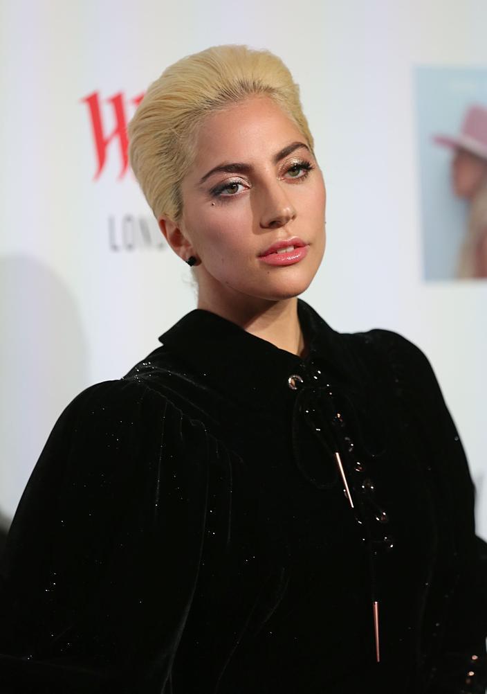 Estas presuntas estrelas embarazadas - Lady GaGa
