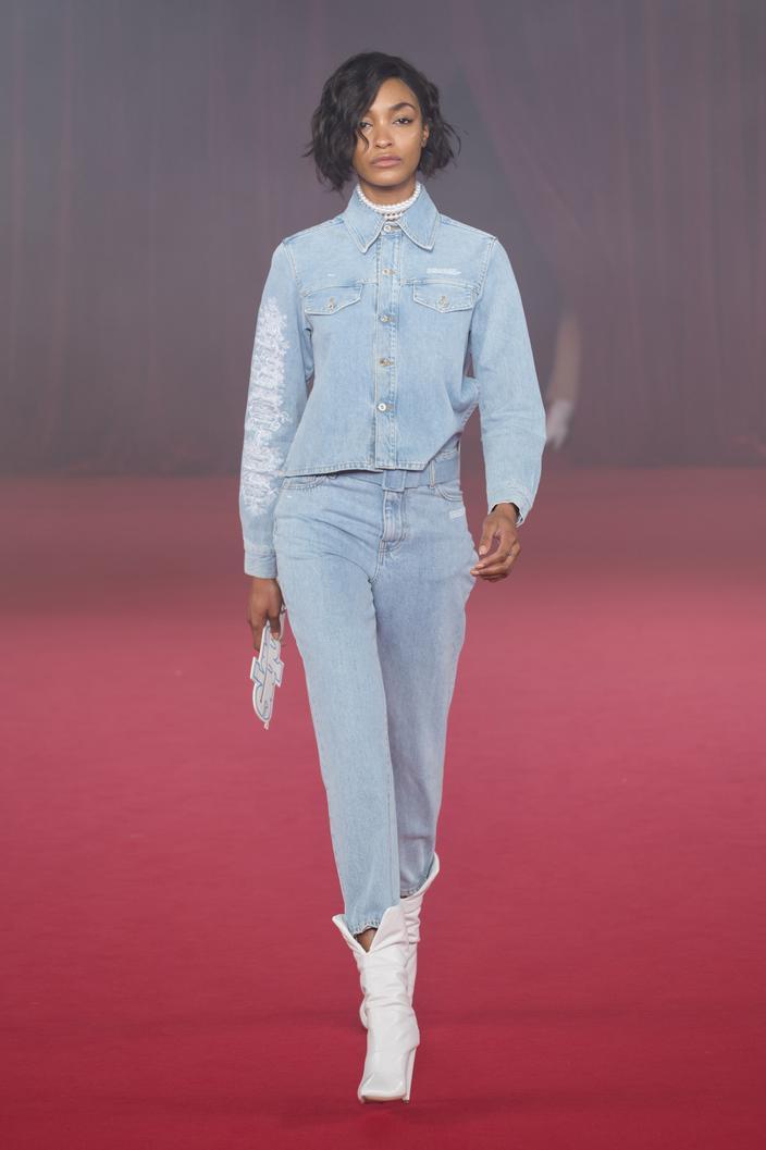À InOut Madame La De Figaro Qui Est Paris Fashion Week FKcl1J
