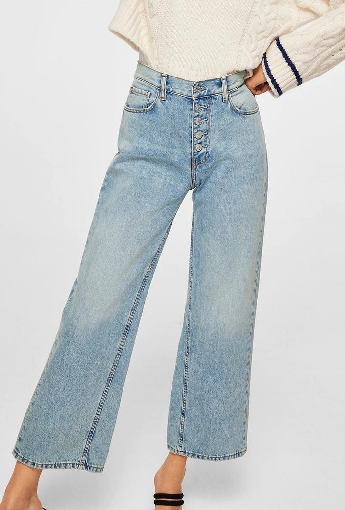 b8861d4665b Droit, flare, boyfriend : quel jean choisir selon sa silhouette - Madame  Figaro