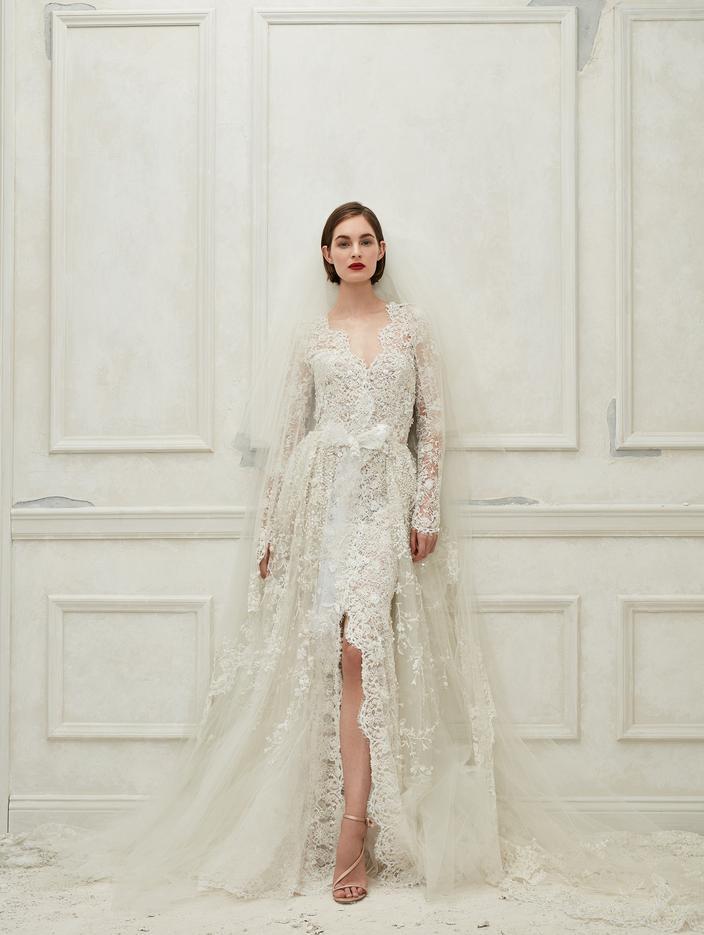 Mariage d'hiver : les plus belles robes pour