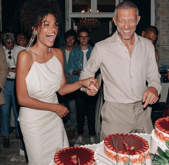 Vincent Cassel fou amoureux de Tina Kunakey, il se confie sur leur couple