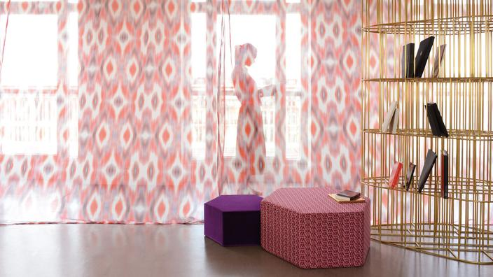 Rideaux : 20 nouveautés pour habiller ses fenêtres avec élégance ...