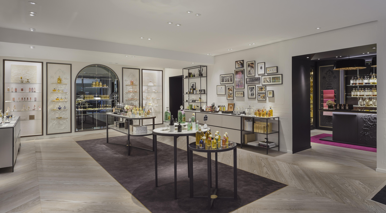 Guerlain réinvente la parfumerie de quartier Madame Figaro