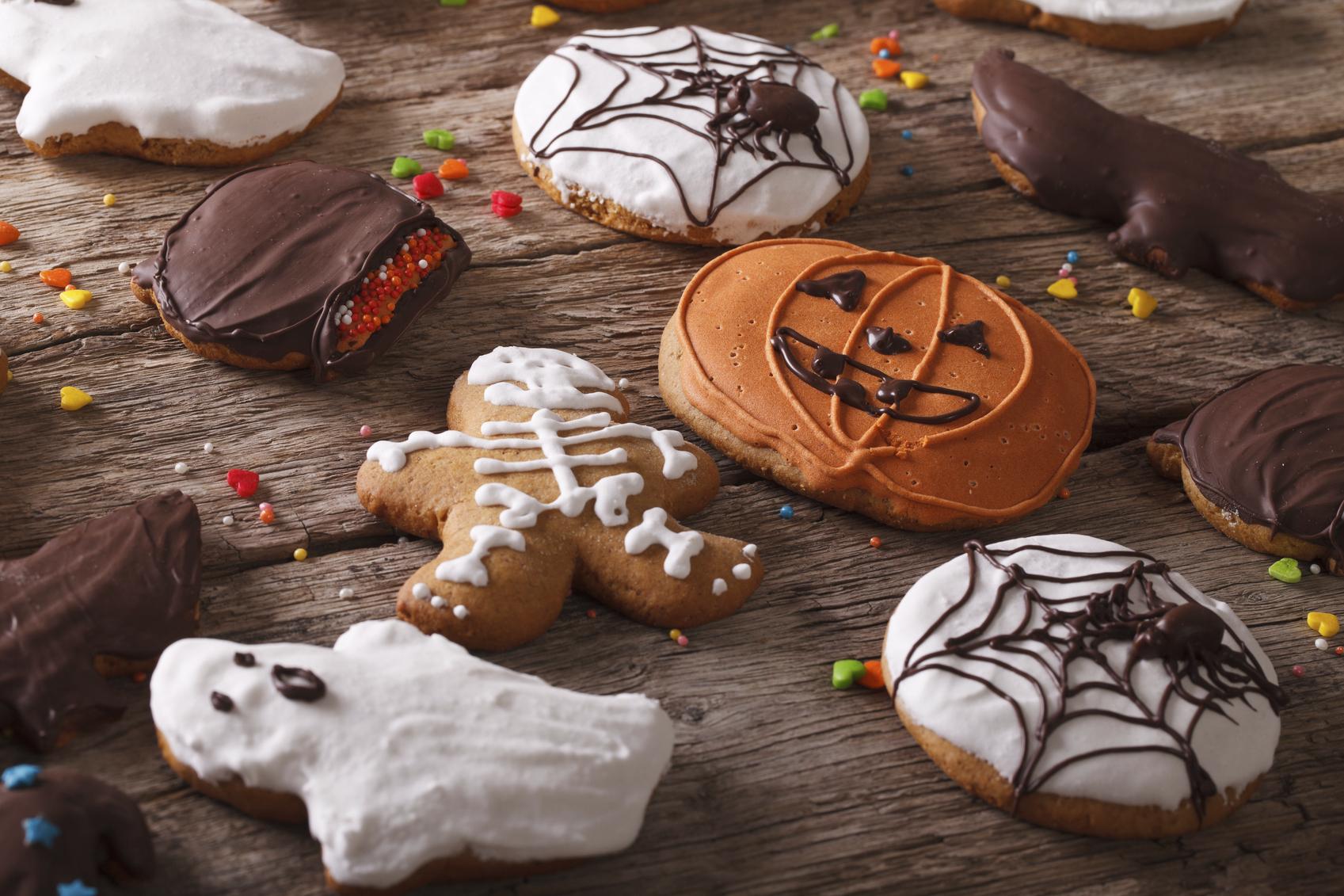 Seize Recettes D Halloween Terribles Pour Régaler Les
