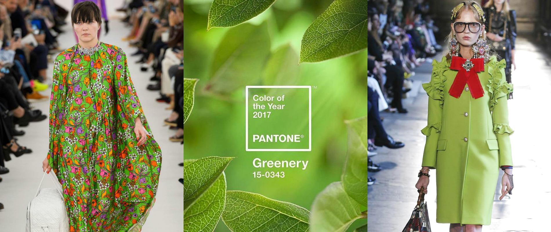 Couleur Pantone De L Année 2017 vert greenery ? c'est la couleur de l'année 2017 selon