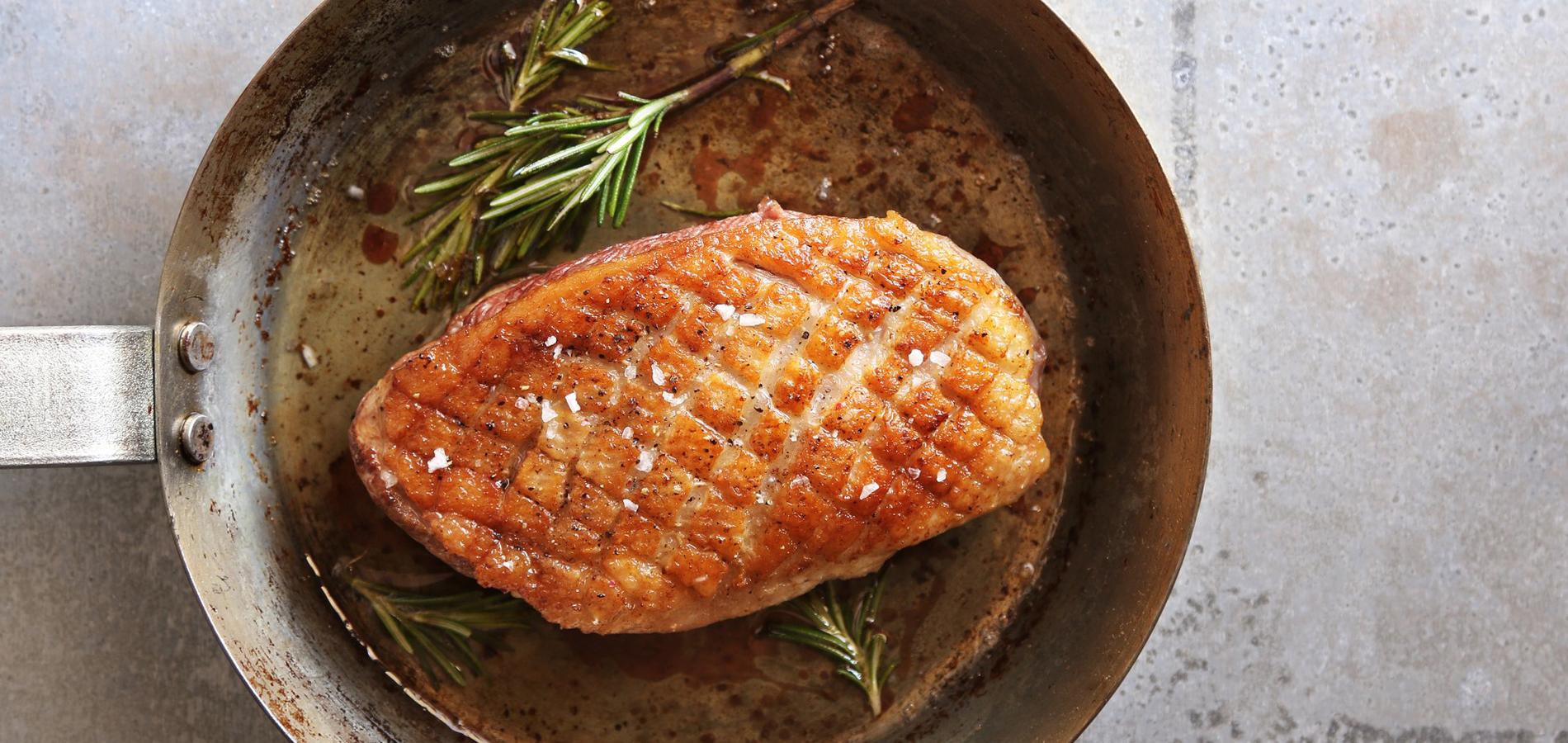Magret Canard Foie Gras Four comment préparer et cuire son magret de canard à la
