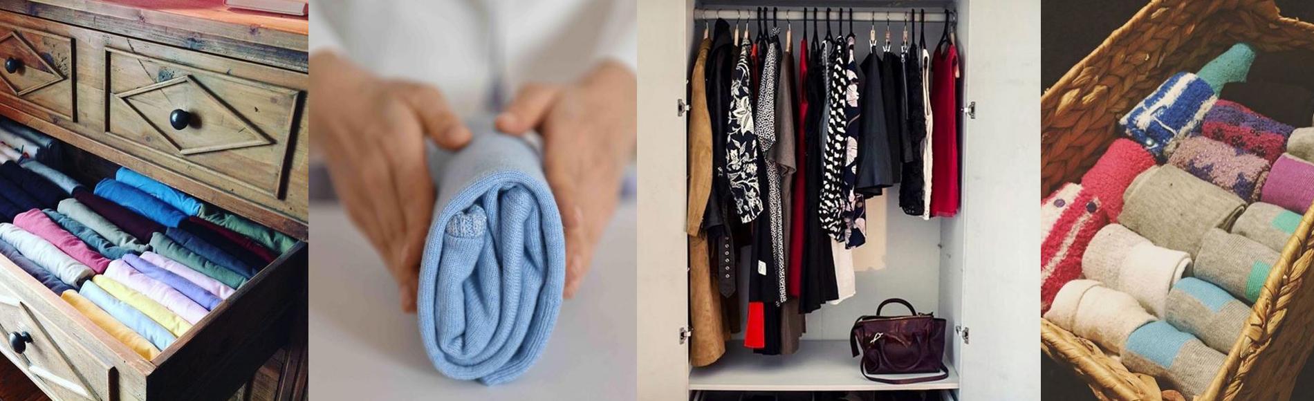 Comment Rouler Les Serviettes De Bain comment plier ses vêtements avec la méthode marie kondo