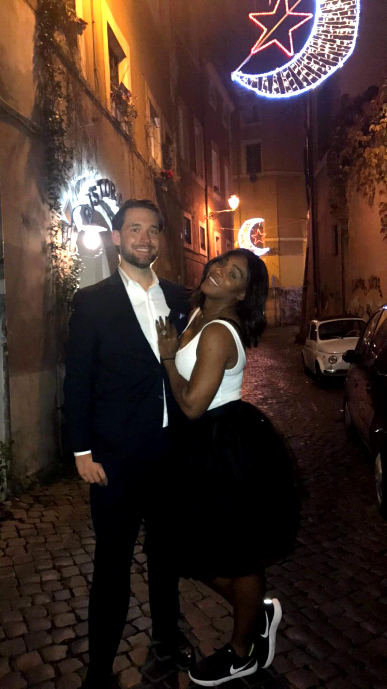 Serena Williams datant Reddit rencontres Interracial dans Charlotte NC