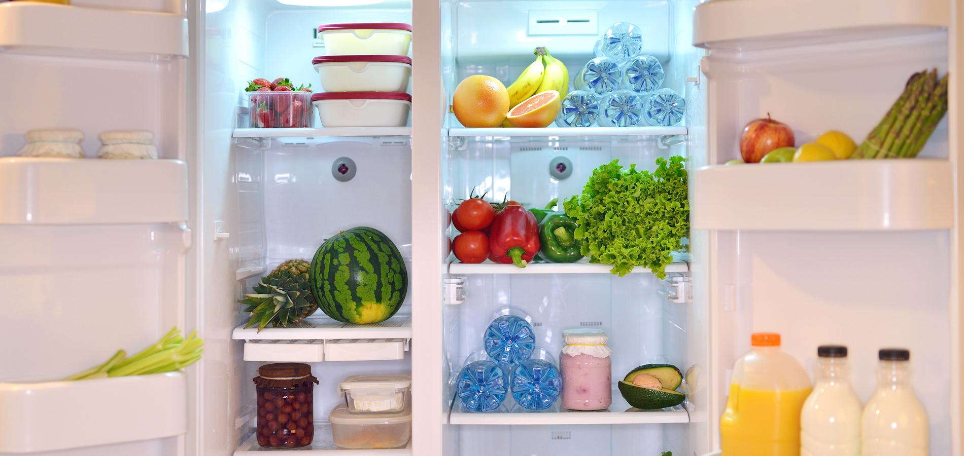 Comment Ranger Dans Un Frigo cinq règles d'or pour bien ranger son frigo - cuisine