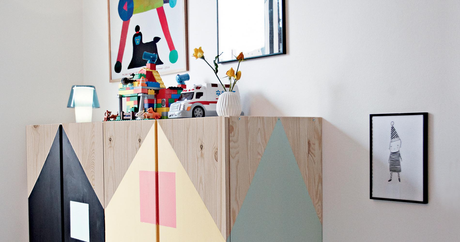 Customiser Un Cadre De Miroir les 30 meilleurs détournements de meubles ikea - madame figaro