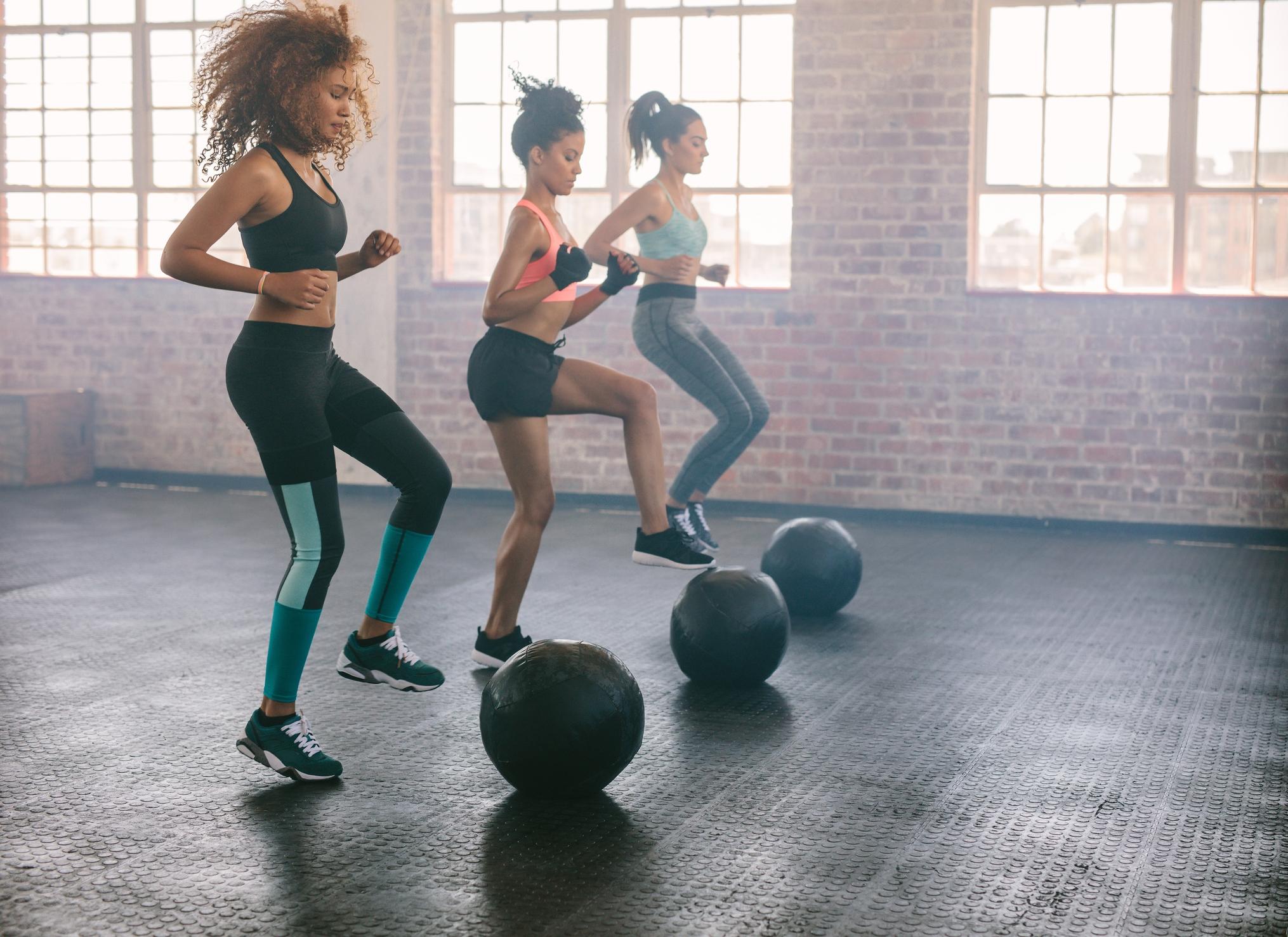 perdre gros exercice de gym