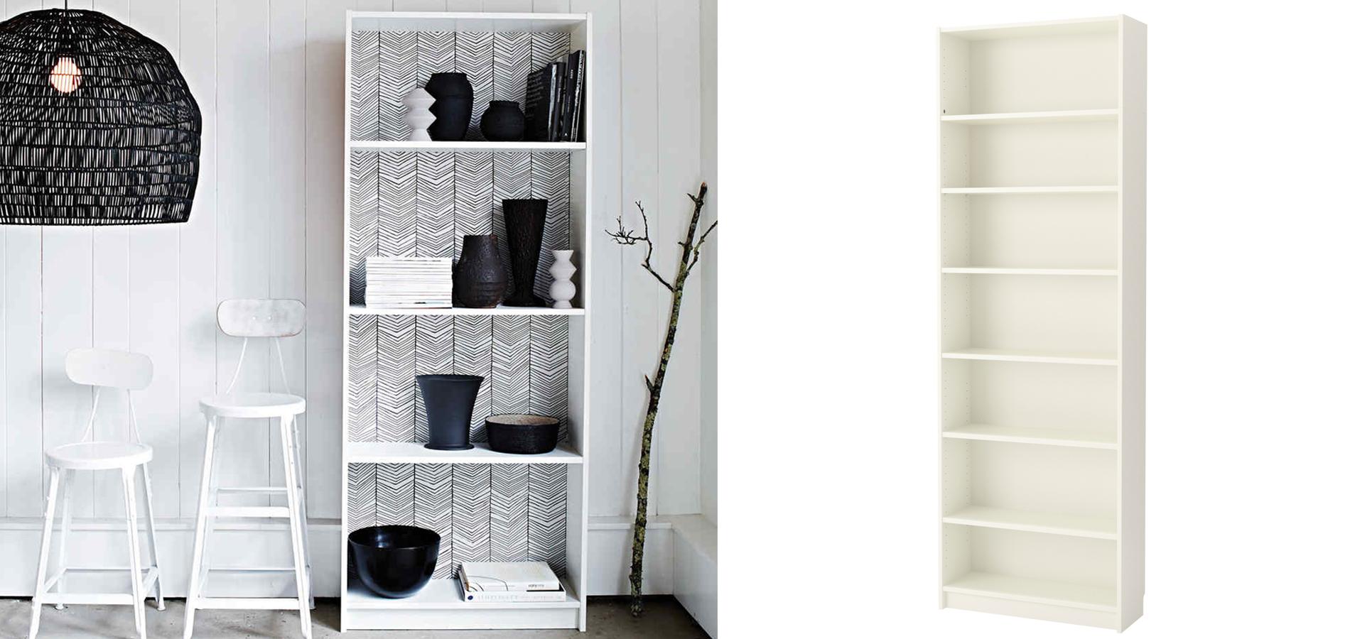 Faire Un Banc Avec Meuble Ikea billy, besta, kallax : 3 tutos faciles pour détourner les