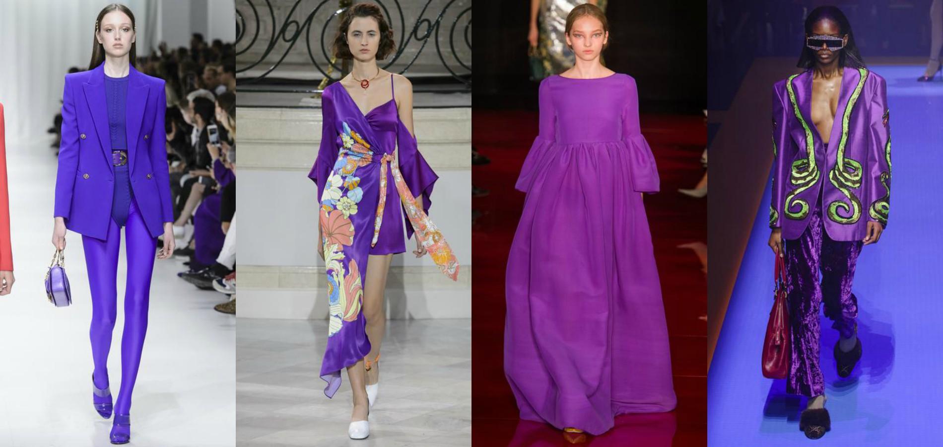 Couleur Pantone De L Année 2017 ultra violet, la vibrante couleur de l'année 2018 selon