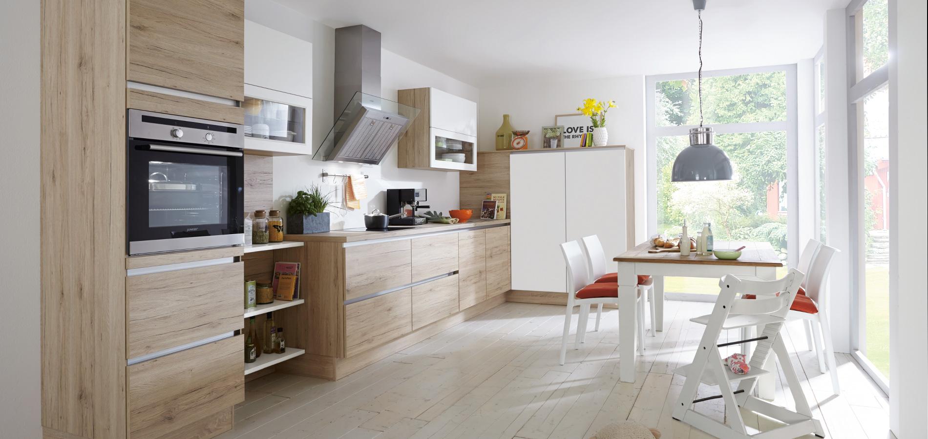 Meuble Sous Plaque Four Ikea comment aménager une cuisine en longueur ? - madame figaro
