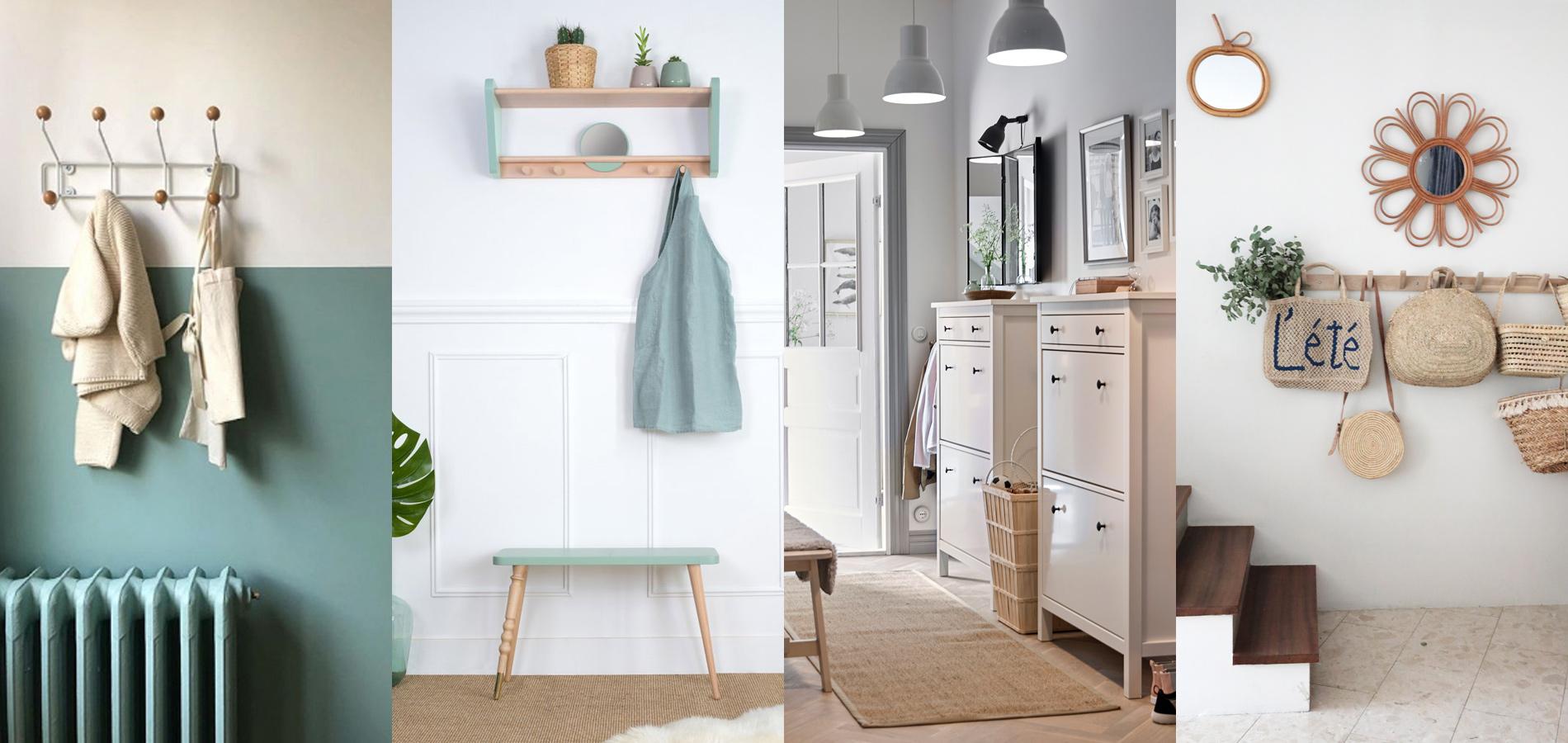 Idée Peinture Couloir Et Entrée neuf idées déco pour aménager et réveiller un couloir