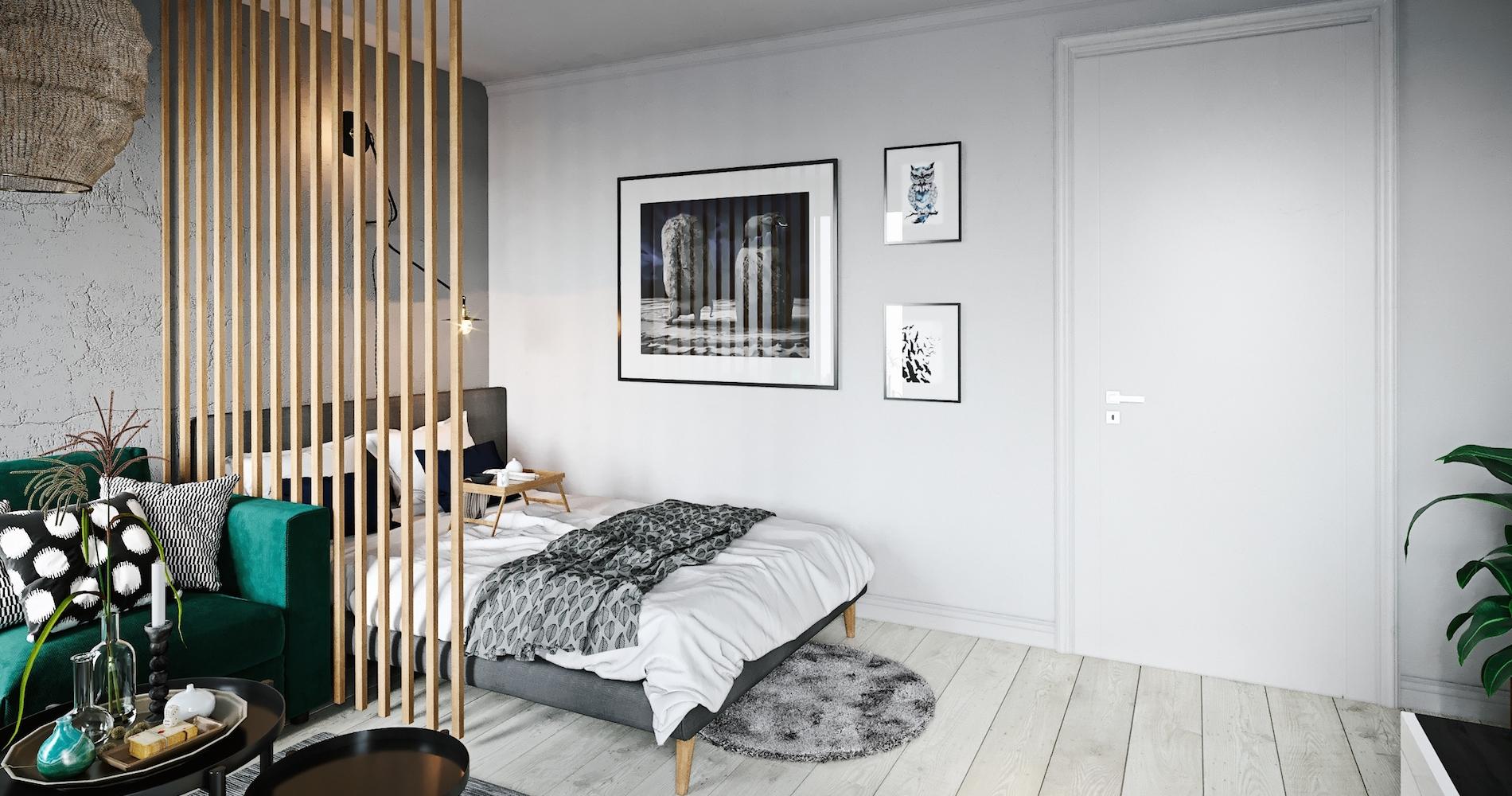 100 Génial Suggestions Créer Un Espace Nuit Dans Un Salon