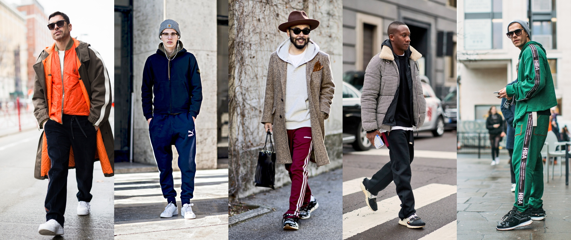 Jogging, le nouveau jean ? Madame Figaro