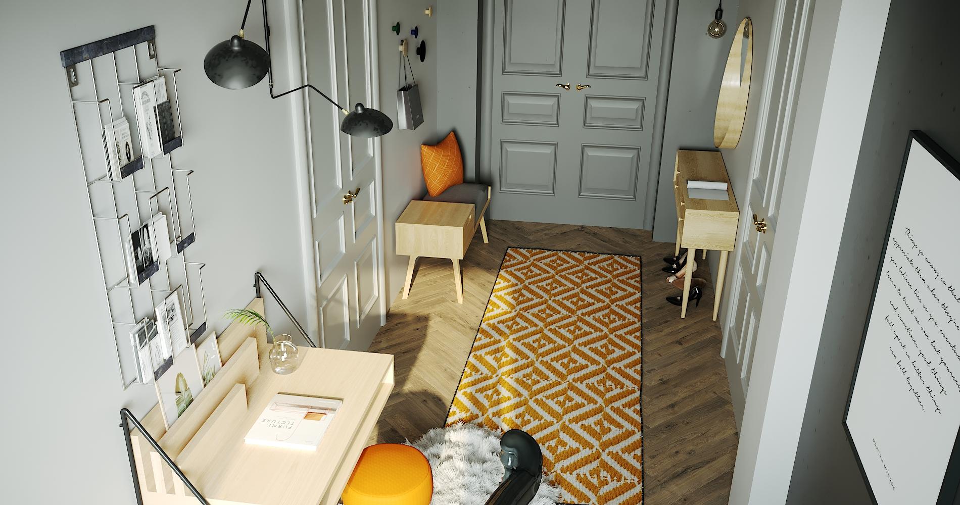 Comment Aménager Son Hall D Entrée comment transformer son entrée en pièce à vivre ? - madame