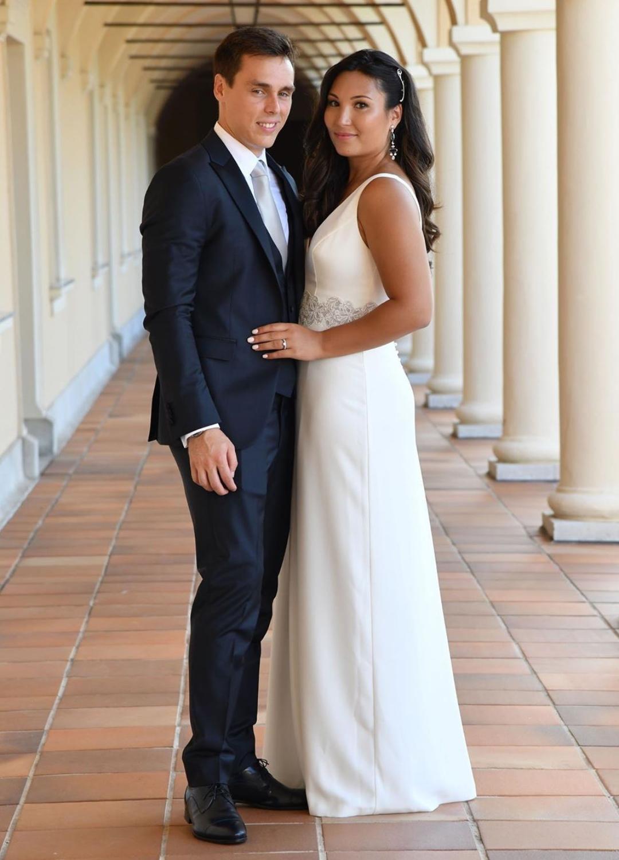 Mariage religieux charlotte casiraghi